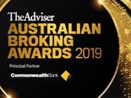 "Nominated as ""Regional Broker & Regional Office of the Year 2019"""