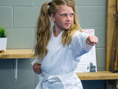 3 Things Karate Helps Parents With...