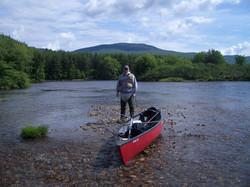 Fishing the Androscoggin