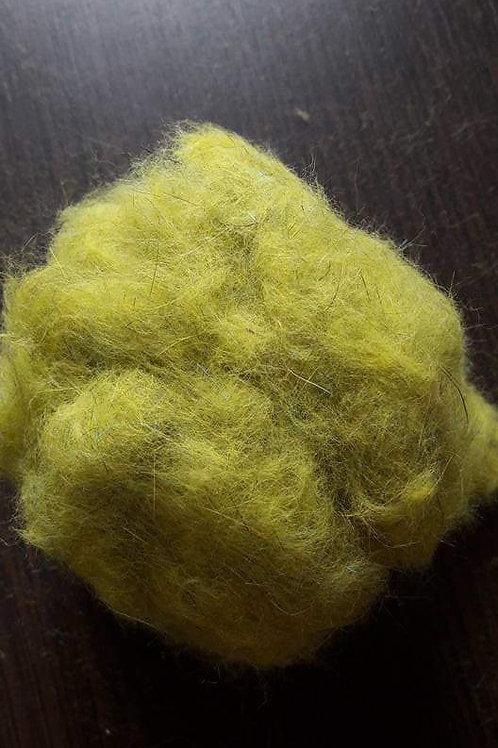 Dubbing de lapin chartreuse