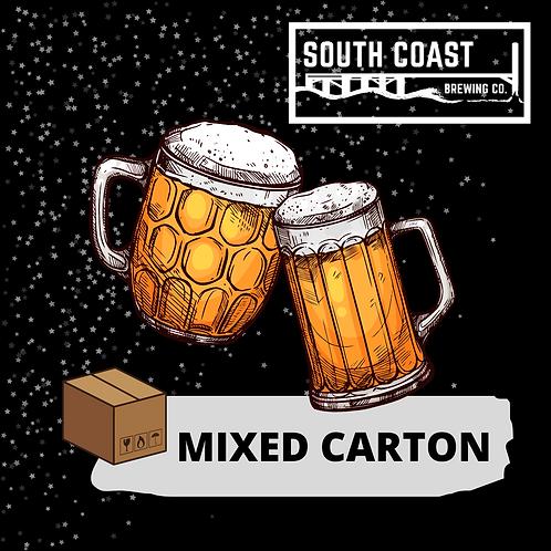 South Coast Brewing Co. Mixed Carton