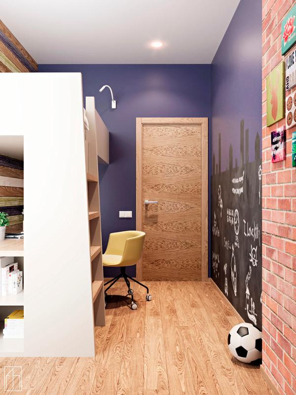 ЖК Ривер парк дизайн интерьера
