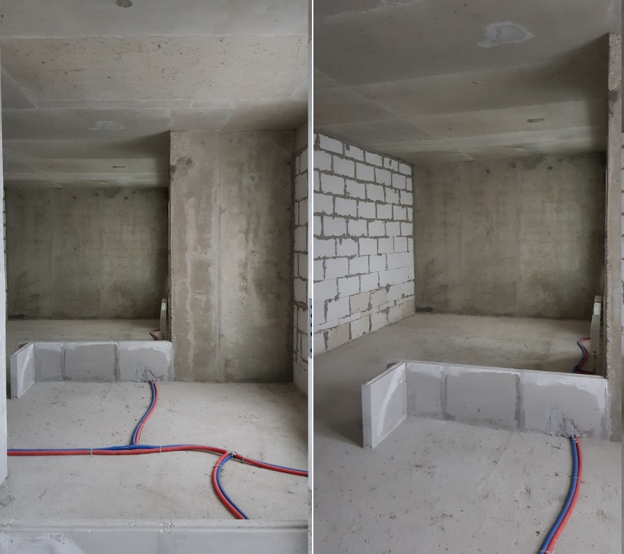 Квартира без отделки в ЖК Ривер Парк Нагатинский затон