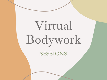 Virtual Bodywork Sessions