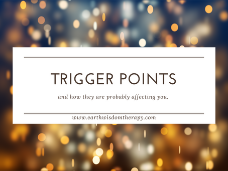 Let's Talk Trigger Points