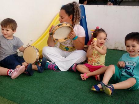 Capoeira! Conheça os benefícios desta atividade para os pequenos