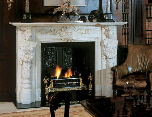 PAINGTON HOUSE MARBLE WITH BRONZE
