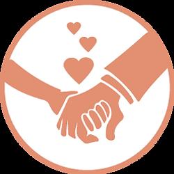 אייקון - אהבה - אתר הכרויות - אפליקציית הכרויות