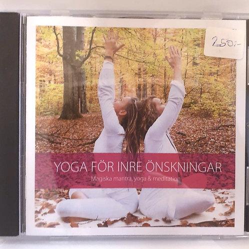 Yoga för inre önskningar - Magiska mantran, yoga & meditation