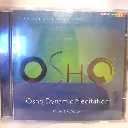 Osho Dynamic Meditation - Music by Deuter