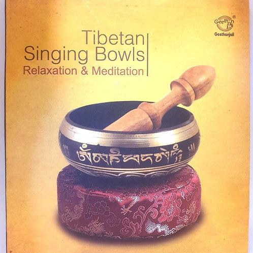 Tibetanska klangskålar - Avslappning & meditation