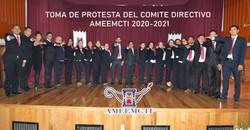 Toma de Protesta del Comité Directivo AMEEMCTIC