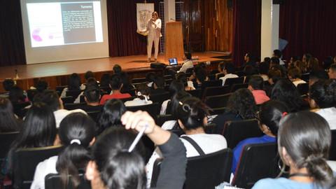 Impacto Emocional ante el COVID-19 es el tema que expuso, la Mtra. Ana Isabel Peralta Tovar, en el marco de la Sesión Académica COVID-19