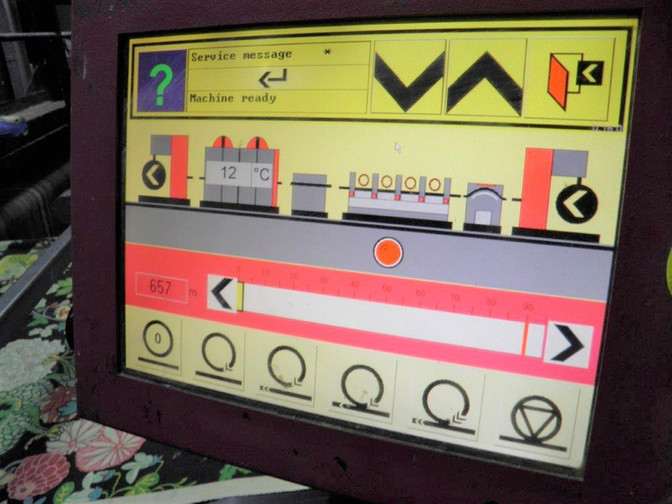 Stork Pegasus Rotary Screen Printer (8).
