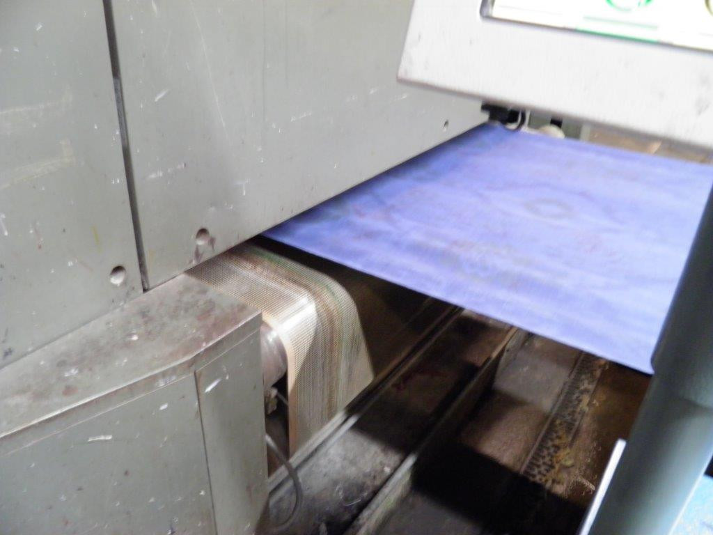 Stork PEGASUS EVO Rotary Screen Printer