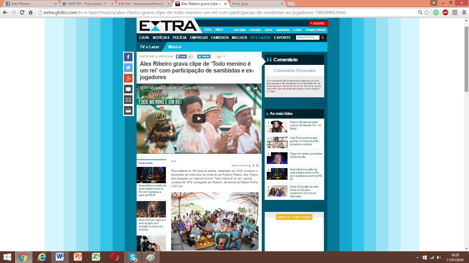 extra alex