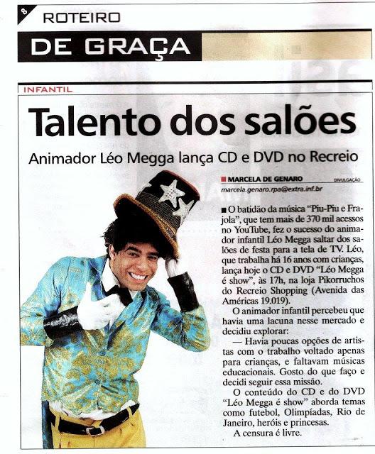Léo Megga-Extra