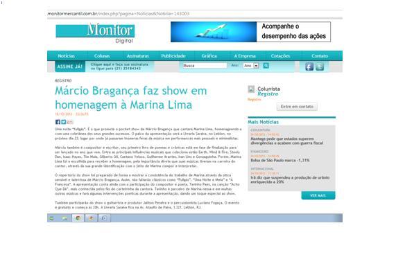 Márcio Bragança