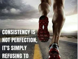Consistency Is Not Perfection