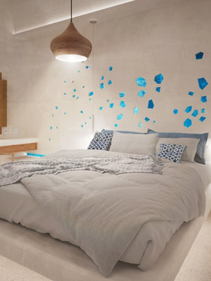 Santorini Crystal Blue Suites