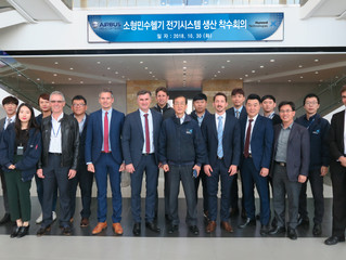 Huneed Technologies and Airbus Helicopters Announce Partnership on LCH Electrical System Production