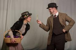 Eliza Doolittle in My Fair Lady