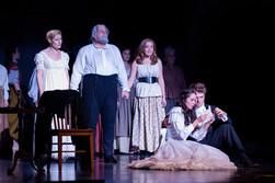 Cosette in Les Misérables