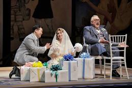 Italian Straw Hat - Minnesota Opera