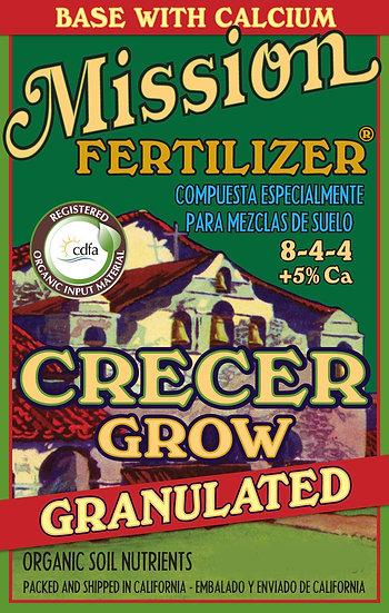 Grow granular