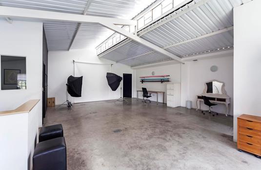 estúdio B mezzanino