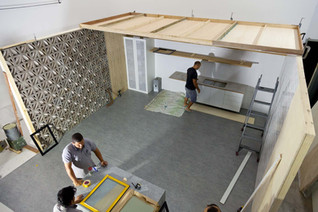 plataforma estúdio A