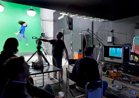 produção de video