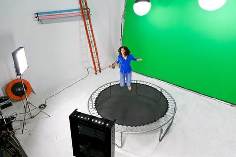 vista plataforma estúdio A