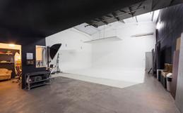 estúdio A recuo