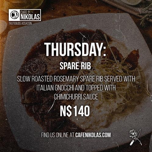 Thursday Meal