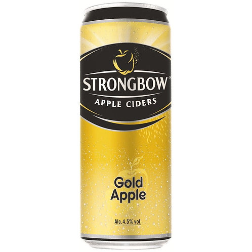 Strongbow Gold Apple 440ml x 6