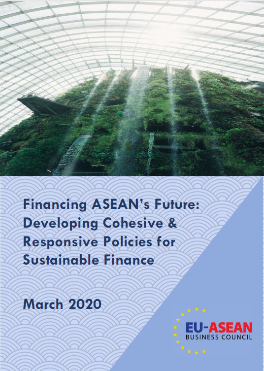Sustainable Finance Cover