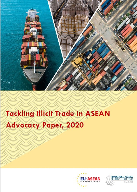 EU-ASEAN Business Council Publishes Paper On Tackling Illicit Trade In ASEAN