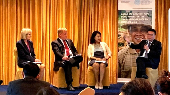 EU-ABC Jointly Conducts ASEAN Safe, Nutritious Food PPP Initiative Workshop with CropLife Asia and U