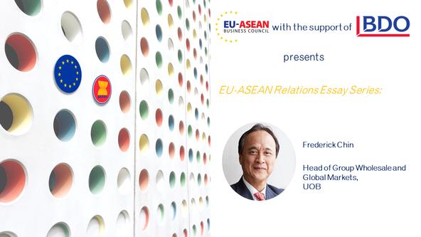EU-ASEAN Relations Essay Series: Frederick Chin