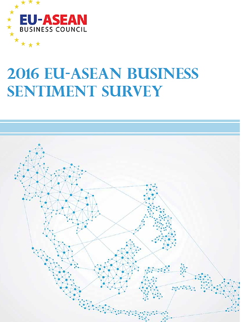 2016 EU-ASEAN Business Sentiment Survey