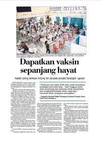 Berita Harian Singapore 2 July 2021
