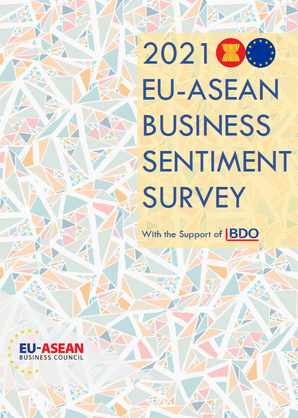 EU-ASEAN Business Council Publishes Its Latest Survey Of European Business Perceptions In ASEAN