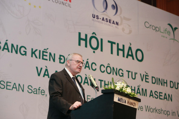 Vietnam's Food Value Chain Public & Private Sectors Discuss State of Nation's Safe, Nutritious F