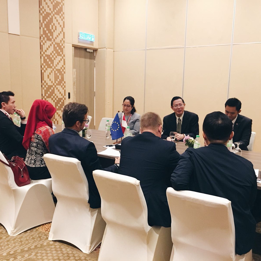 Bilateral with SG