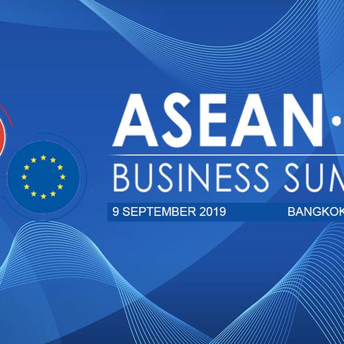 ASEAN-EU Business Summit 2019