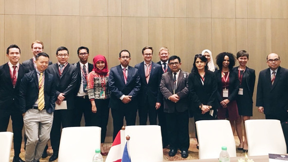 EU-ABC Meets with ASEAN Directors-General in Langkawi, Malaysia