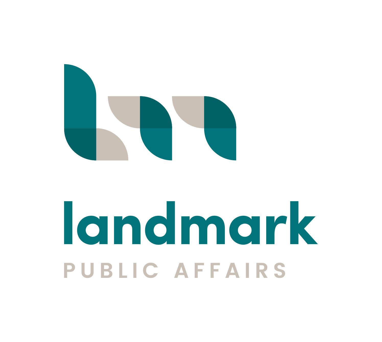 Landmark Public Affairs MAINlogo_vertica