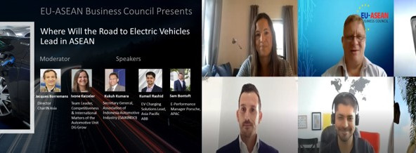 Webinar- Where Will The Road To Electric Vehicles Lead In ASEAN