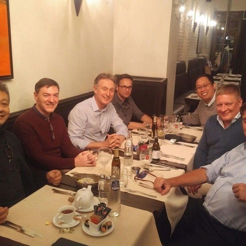 Pre-discussion with EU-ABC Members